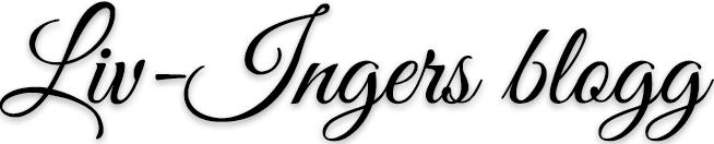 Liv-Ingers blogg